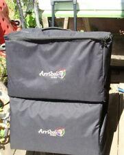 Arriba Atp22 & Acr22 Gear Lighting Cases Stackable Rolling Handle Skb Gator New