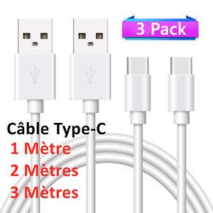 Cavo USB Tipo C 2.4 A per Samsung S8 S9 S10 Plus Note 8 9 A20e A40 A50 A8