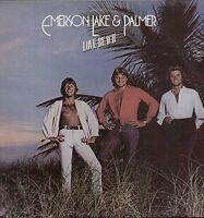Lake and Palmer Emerson - Love Beach [CD]