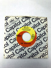 THE BEATLES-HELP-I'M DOWN-CAPITOL 5476-VINYL 9.2-In Original Company Sleeve