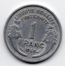 France - Frankrijk - 1 Franc 1945 C