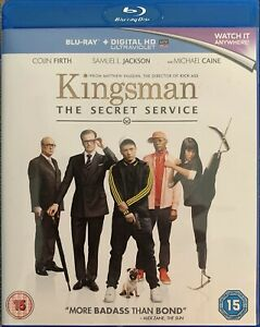 Kingsman,The Secret Service,Blu-ray, New sealed