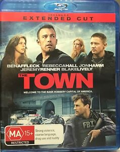 The Town  bluray