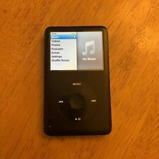 Apple 80GB iPod Classic - 6th Generation - Black  / A1238 (Working)