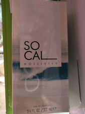 HOLLISTER SO CAL EAU DE COLOGNE SPRAY: 3.4 oz
