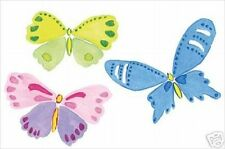 Mariposa Butterfly Cutouts Decals Stickers Wallies 12151
