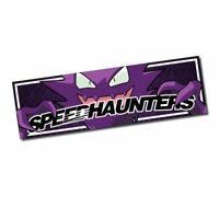 Speedhaunters Sticker / Decal - Funny JDM Drift Speed Slap Slaps Parody