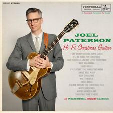 Joel Paterson Hi-Fi Christmas Guitar - NEW SEALED CD - Great instrumental album