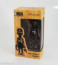 Mindstyle NBA coolrain arena Lebron james vinyl miami heats figure series 2