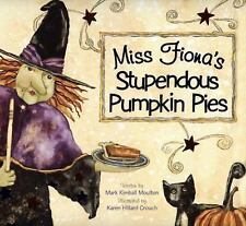 Miss Fiona's Stupendous Pumpkin Pies-ExLibrary