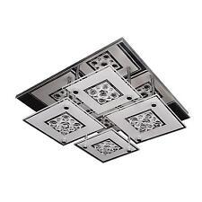 Deckenleuchte Bad Deckenlampe Lampe Design Kristall LED Leuchte Wohnzimmer Lampe