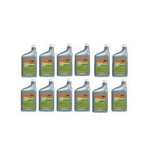 For Honda Acura Set of 12 Bottles Quarts Manuel Transmission MTF Genuine