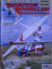 Aviation Modeller International - January 2000 Complete with Unused Plan PROWLER