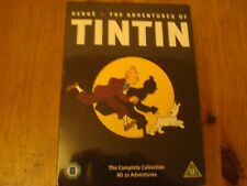 THE ADVENTURES OF TIN TIN COMPLETE COLLECTION DVD NEW