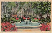 Postcard Bellingrath Gardens Mobile Alabama