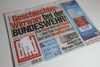 BILDzeitung 12.09.2020 September Corona Bundeswehr DFB Pokal