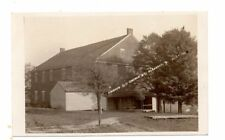 MOUNT PLEASANT, JEFFERSON COUNTY, OH FRIENDS OLD CHURCH REAL PHOTO PC dated 1908