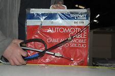 Cable BRAKE UNIPART GVC2356 peugeot 306 172 CM