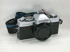 Minolta XG2 SLR 35mFilm Camera Body Only No. 1405080