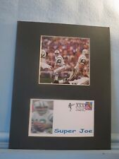 Joe Namath and New York Jets win Super Bowl III & Commemorative Cover