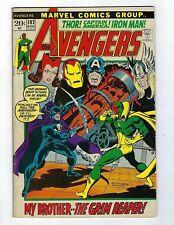 Avengers # 102 Bronze Age Marvel 1972