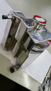 JAGUAR S-TYPE RHD  ALLOY HEADER EXPANSION TANK Suit 1999 to 2002 -3.0 & 4.0 ltr