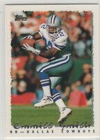 1995 Topps Football Dallas Cowboys Team Set
