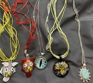 Necklace Jewelry Lot Inventory Clearance