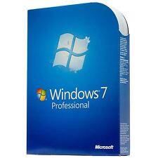WINDOWS 7 Pro Professional 32/64 BIT Licenza Product Key-ESD- Worldwide