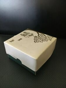 Handmade Beautiful Wedding Cake Square Shape Loving Box With Detail Printed Lid.
