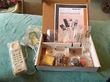 Vintage Unbuilt Electronics Telephone Kit Graymark 411 For Radio Theory Study