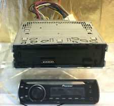 PIONEER DEH-11E Car Stereo CD Receiver MP3 AUX AM FM Radio Sound System LCD