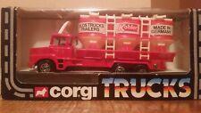 1983 Corgi, Scania Lorry/Truck, Kohler 3-Dome Silos, #1123, 1:43, Die-cast, NIB