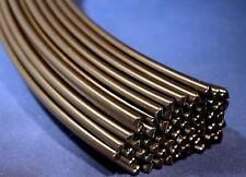 Kunststoffschweissdraht PE-HD Schwarz Rund 3,4 oder 5mm Kunststoff schweissen