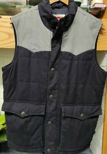 Levi's Quilted 2 Tone Waistcoat