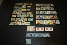 NEPAL Nice Lot of Stamps removed from Scott Intl Album Many from 1970s NEP01SEP