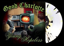 GOOD CHARLOTTE Young and The Hopeless LP on CLEAR/BLACK/GREEN SPLATTER New VINYL