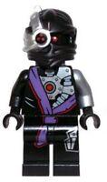 Lego NINJAGO Nindroid Warrior minifigure new