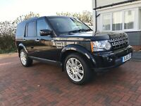 LAND ROVER DISCOVERY 4 HSE 59K MILES FSH