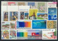 Liechtenstein 1165-1189 (kompl.Ausg.) Jahrgang 1998 komplett postfrisch 1998 Kun