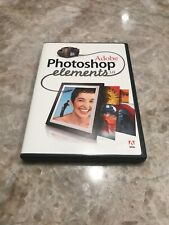 Adobe Photoshop Elements 3.0 w/ Serial Number
