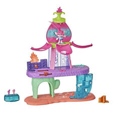 DreamWorks Trolls World Tour Blooming Pod Stage Musical Toy, Plays 3 Different