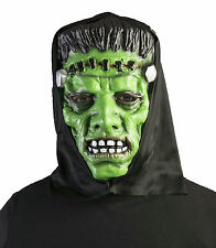 Forum Novelties Green Hooded Monster Frankenstein Adult Costume Mask