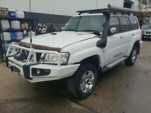 Nissan Patrol Y61 GU ST 2015 ** All Parts and Accessories** WRECKING ONLY **