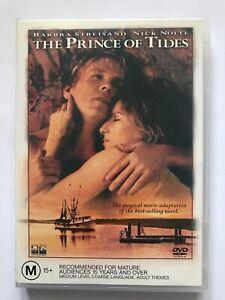 The Prince of Tides (1991, Region 4 DVD, Barbra Streisand, Nick Nolte)
