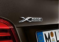 OEM BMW xDrive Fender Trunk Emblem Badge Logo Sign x1 x3 x5 x6 E70 E71 325ix E60