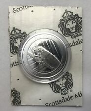 2016 Fiji Iguana 1 oz .999 Silver Bullion Coin