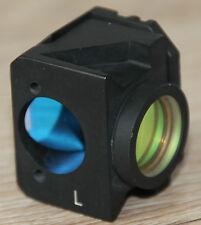 Leica/LEITZ MICROSCOPIO Microscope FILTRO cubo L per fluorescenza