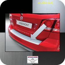 Exklusiv RGM Ladekantenschutz Silber-Look für Fiat Freemont SUV ab Bauj 09.2011-