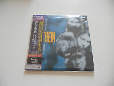 """Anthem """"Domestic Booty"""" Japan cd Paper Sleeve collection 25th anniversa SHM 2005"""